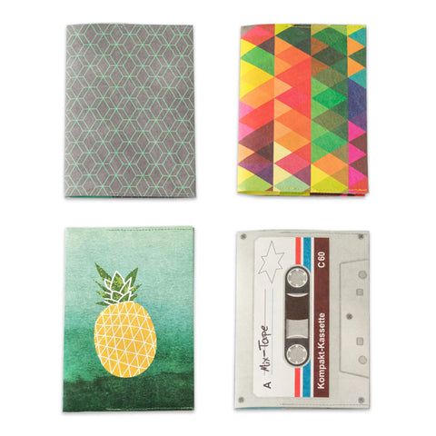 PAPRCUTS.DE Passport Cover<br/>2017 新款 - 護照夾 (共4款)
