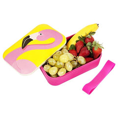 SUNNYLIFE Eco Lunch Box Flamingo<br/>紅鶴便當盒