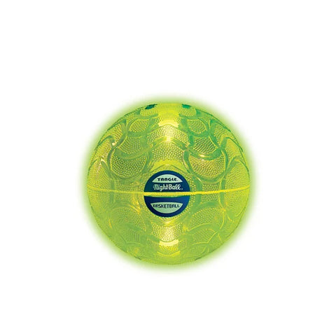 TANGLE NIGHTBALL<br/>超亮光 LED 球 - 籃球