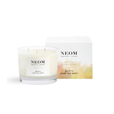 NEOM Luxury Candle Happiness<br/>幸福愉悅香氛蠟燭 - 420g