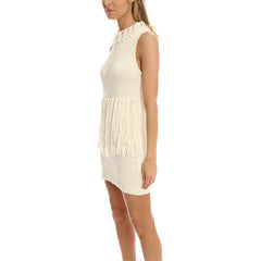 3.1 PHILLIP LIM Fringe Tank Dress<br/>流蘇針織洋裝