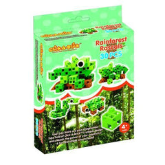 CLICK-A-BRICK Animal Kingdom<BR/>喀力喀力積木 - 熱帶雨林 (30pcs)