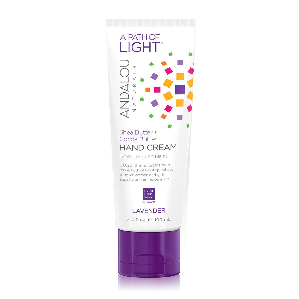 ANDALOU  Hand Creams - A Path of Light™ Lavender Hand Creamr<br/>薰衣草乳油木護手霜 100ml
