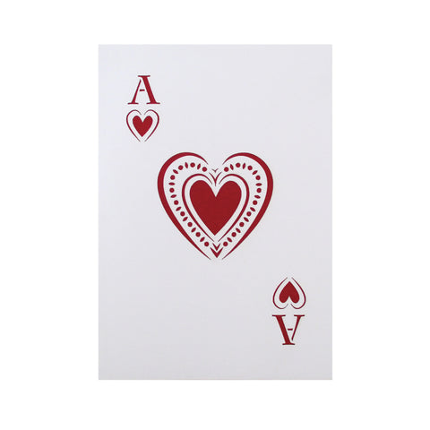 LOVEPOP Royal Flush 3D Card<br>萬用卡片-紅心同花順 - Shark Tank Taiwan