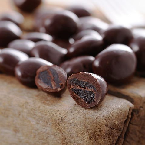CHERRY REPUBLIC Dark Chocolate Covered Cheries<br/>頂級櫻桃 50% 巧克力 (3入/組)