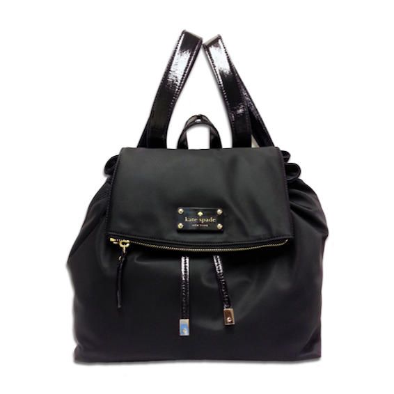 Kate Spade - Nylon Patten Backpack - Shark Tank Taiwan
