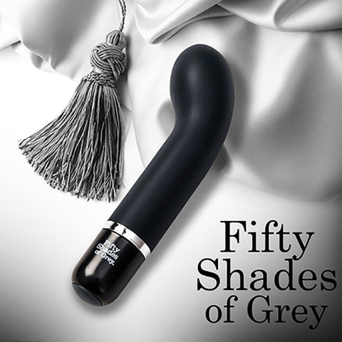 FIFTY SHADES OF GREY<br/>極度渴望 迷你 G 點震動棒