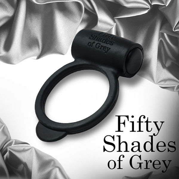 FIFTY SHADES OF GREY<br/>你儂我儂 男用震動環 - Shark Tank Taiwan