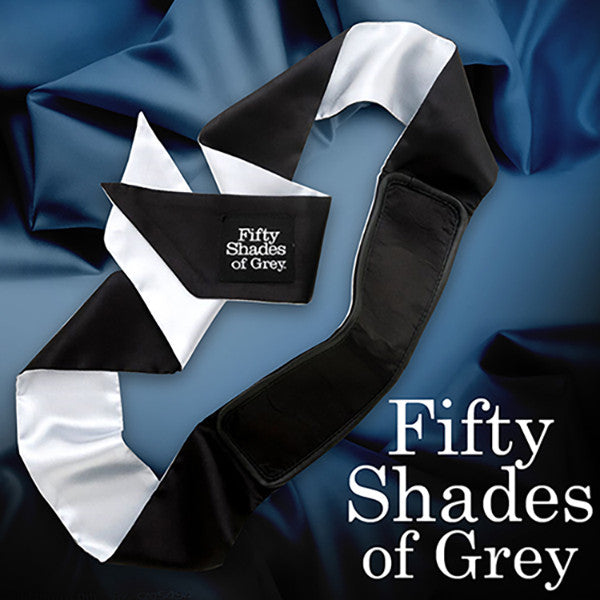 FIFTY SHADES OF GREY<br/>豪華綁縛式遮光眼罩 - Shark Tank Taiwan