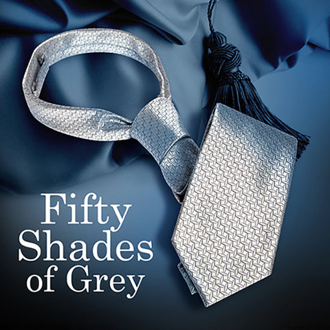 FIFTY SHADES OF GREY<br/>克里斯欽 格雷的領帶 - Shark Tank Taiwan