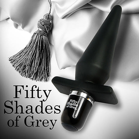 FIFTY SHADES OF GREY<br/>可口豐滿 震動後庭塞