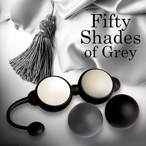 FIFTY SHADES OF GREY<br/>激情之上 凱格爾訓練球組 - Shark Tank Taiwan