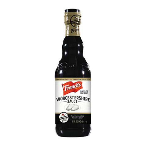 FRENCH'S Worcestershire Sauce<br/>烏斯特辣醬