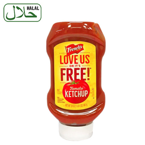 FRENCH'S Tomato Ketchup<br/>番茄醬