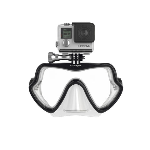 OCTOMASK Frameless Dive Mask<br/>GoPro 無邊框潛水面罩 (共2色)
