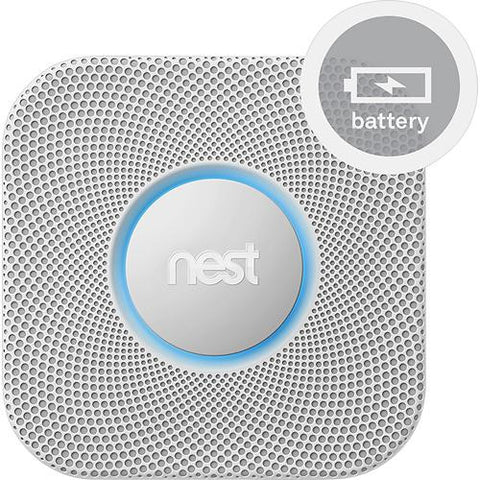 Nest - Protect Smoke and Carbon Monoxide Alarm 2nd Generation