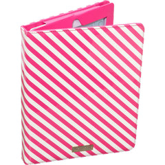Kate Spade - Seaside Stripe Sutton & iPad Candy Stripe Folio Grouping - Shark Tank Taiwan