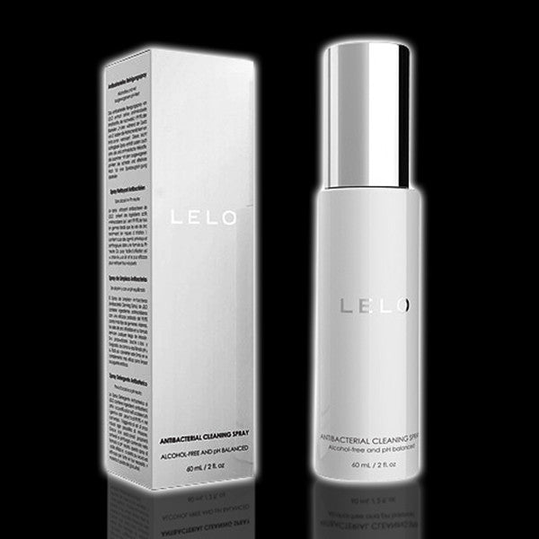 LELO Antibacterial Cleaning Spray<br/>情趣玩具專用 清潔保養噴霧 - Shark Tank Taiwan