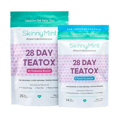 SKINNYMINT 28 Day Ultimate Teatox<br/>28 天輕盈計畫