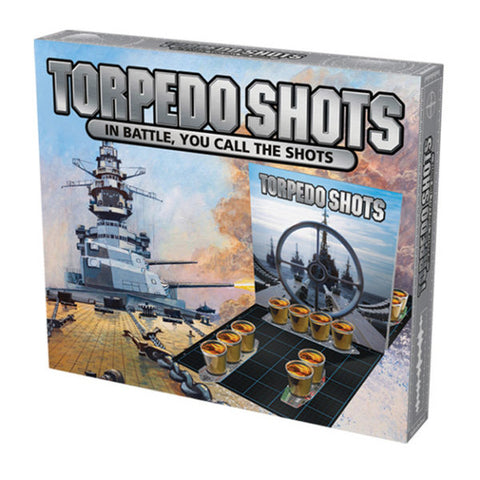 BARBUZZO Torpedo Shots Game<br/>戰艦派對小遊戲