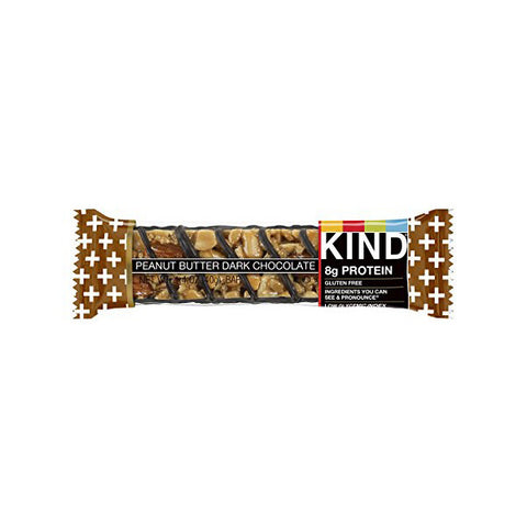 KIND Peanut Butter Dark Chocolate + Protein Energy Bars<br/>黑巧克力 + 花生醬蛋白能量棒 (12入)