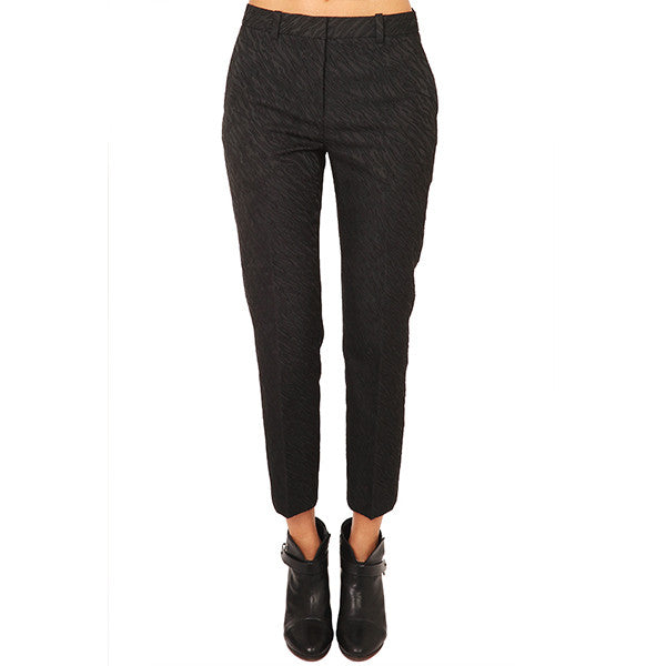3.1 PHILLIP LIM Pencil Pant<br/>波紋直筒八分褲
