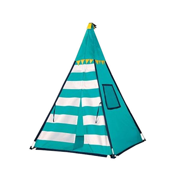 BLUE HAT 3pc Adventure Play Tent<br/>城堡帳篷 - 綠色冒險款