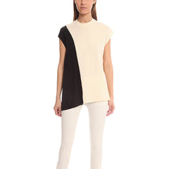 3.1 PHILLIP LIM Horizon Side Draped Top<BR/>雙色長版背心
