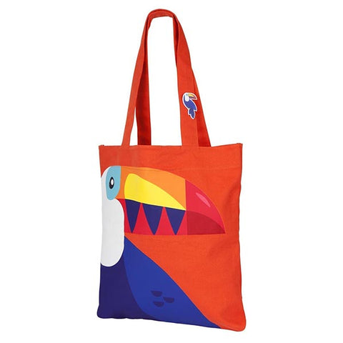 SUNNYLIFE Tote Bag Toucan<br/>大嘴鳥托特包