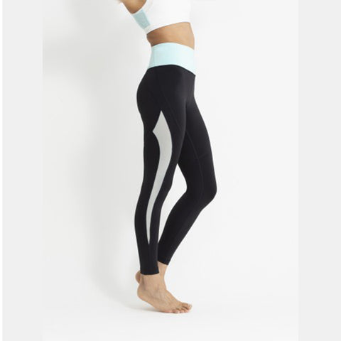 PURE APPAREL Revolve Legging<br/>[2020 SS 春夏新款] 高腰雙色長褲