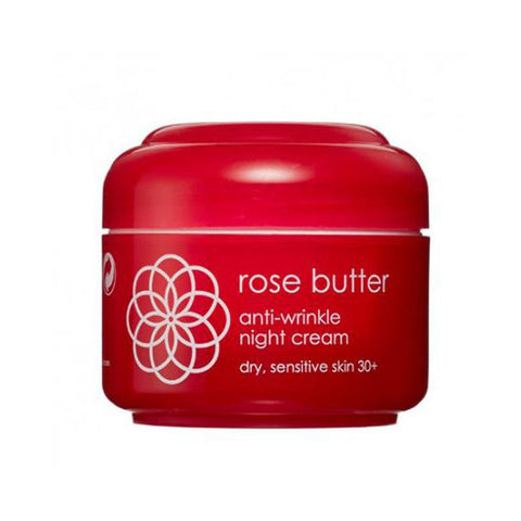 ZIAJA Rose Butter - Anti - Wrinkle Night Cream玫瑰抗皺晚霜