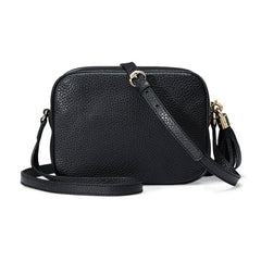 GUCCI Soho Leather Disco Bag - Black - Shark Tank Taiwan