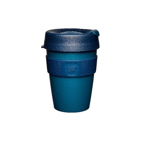 KEEPCUP Reusable Coffee Cup<br/>隨身咖啡杯 340ml - 優雅藍