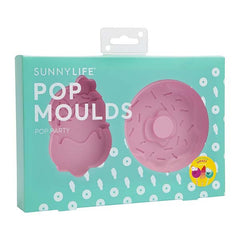 SUNNYLIFE Pop Moulds Sweet Tooth<br/>甜滋滋造型冰棒模