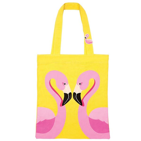 SUNNYLIFE Tote Bag - Flamingo<br/>紅鶴托特包
