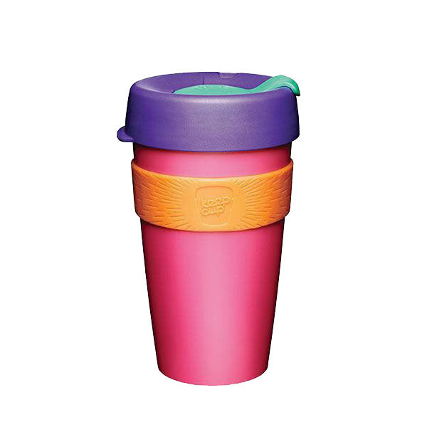 KEEPCUP Reusable Coffee Cup<br/>隨身咖啡杯 454ml - 炫彩