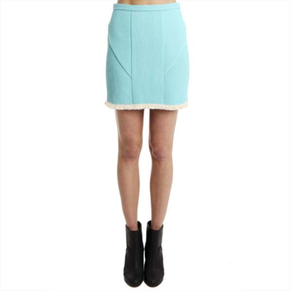 Corded Mini Skirt 短裙 - Shark Tank Taiwan