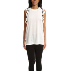 3.1 PHILLIP LIM Cut in Tank w/ Ruffled Hem<br/>花邊抓皺背心