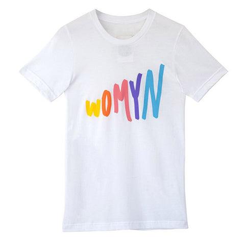 THE STYLE CLUB<br/>Womyn 短袖 Tee (共2色)