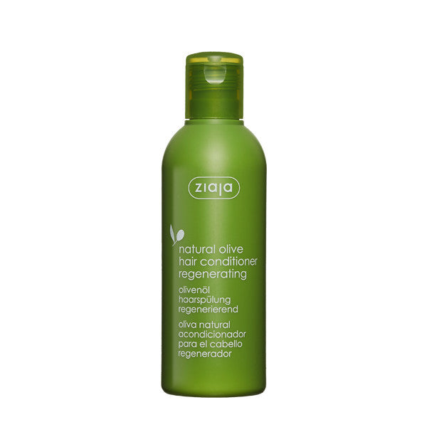 ZIAJA Natural Olive - Hair Conditioner Regenerating<br/>天然橄欖護髮乳 (200ml) - Shark Tank Taiwan