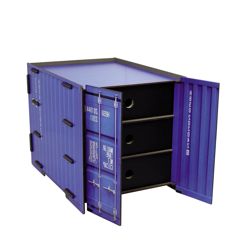 WERKHAUS Container 3 Layer Cabinet<br/>工業風貨櫃三層收納抽屜 (共2色) - Shark Tank Taiwan