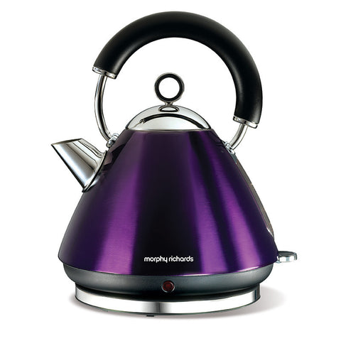 MORPHY RICHARDS Pyramid Kettle<br/>快煮笛音壺 (共4色)