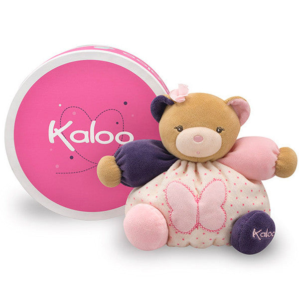 KALOO Small Bear With Butterfly<br/>熊熊玩偶 - 蝴蝶 (小型) - Shark Tank Taiwan