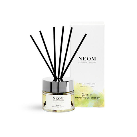 NEOM Feel Refreshed Reed Diffuser<br/>清新甦活室內擴香 - 100ml