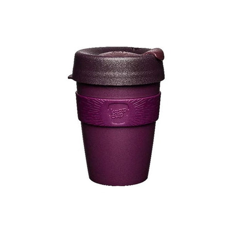 KEEPCUP Reusable Coffee Cup<br/>隨身咖啡杯 340ml - 甜酒紅