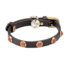 DOSHA DOG Mini Pebble Collection</br>切面角珠造型項圈 (共7色) - Shark Tank Taiwan