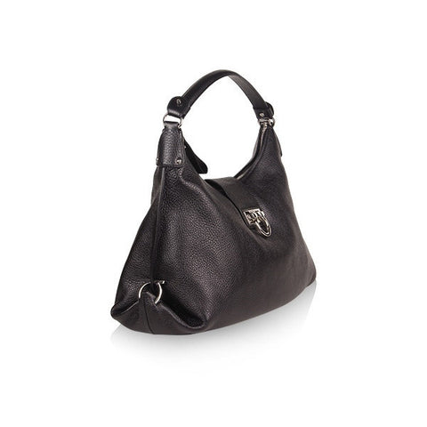 Ferragamo - Fanisa Hobo Bag Black - Shark Tank Taiwan