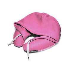 HOODIEPILLOW® Inflatable Hooded Travel Pillow<br/>連帽充氣枕 (共5色) - Shark Tank Taiwan