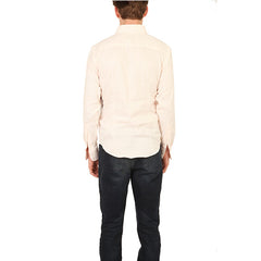 Slim Shirt Pale Peach<br/>淺桃色修身襯衫 - Shark Tank Taiwan
