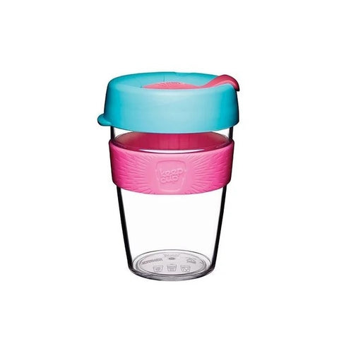 KEEPCUP Reusable Coffee Cup<br/>輕漾系列咖啡杯 340ml - 倒映櫻